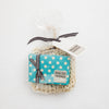 Lavender & Geranium Soap Bar & Soap Bag