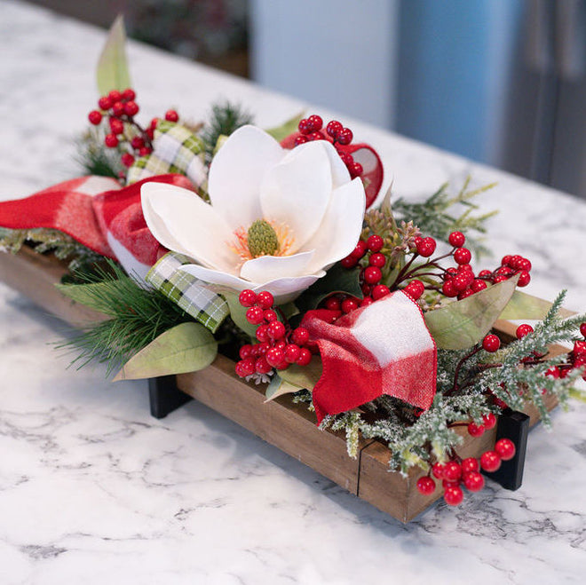 Christmas Floral Designs