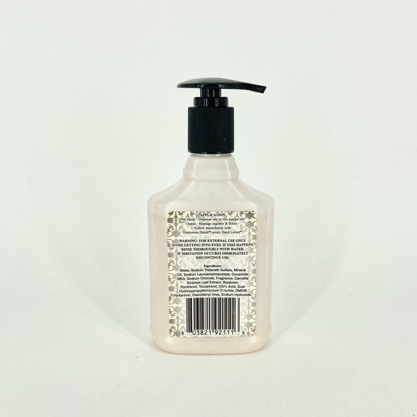 8 oz DIVA LUXURY HAND WASH