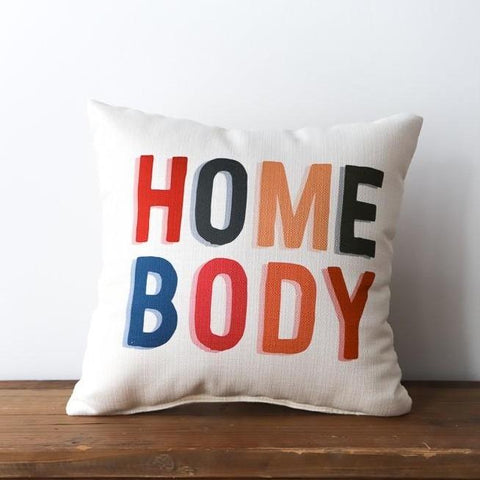 HOMEBODY PILLOW