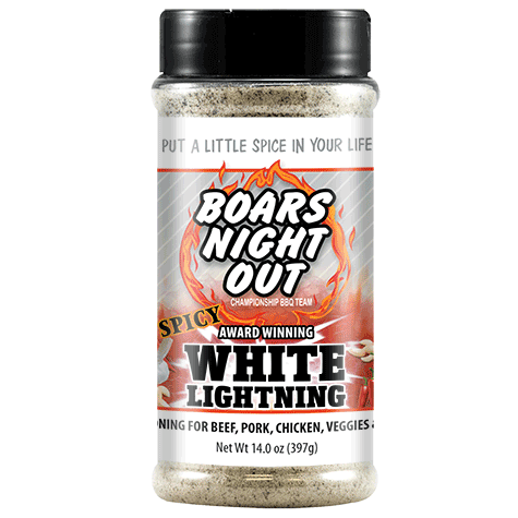 Boar's Night Out Spicy White Lightning