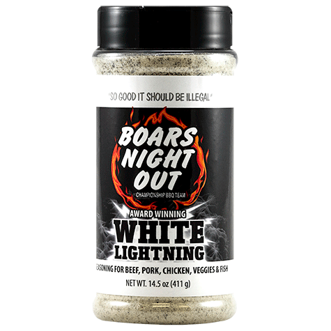 Boar's Night Out White Lightning Rub