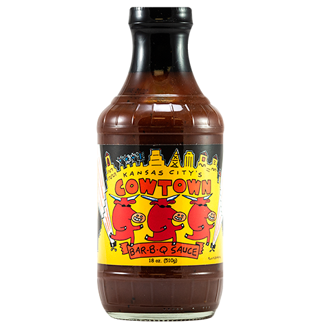 Cowtown Bar-B-Q Sauce