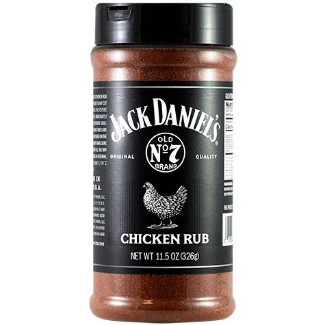 Jack Daniel's Chicken Rub
