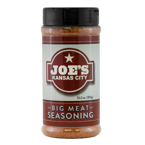 Joe's Kansas City Big Meat Seasoning