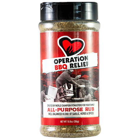 Operation BBQ Relief All-Purpose Rub