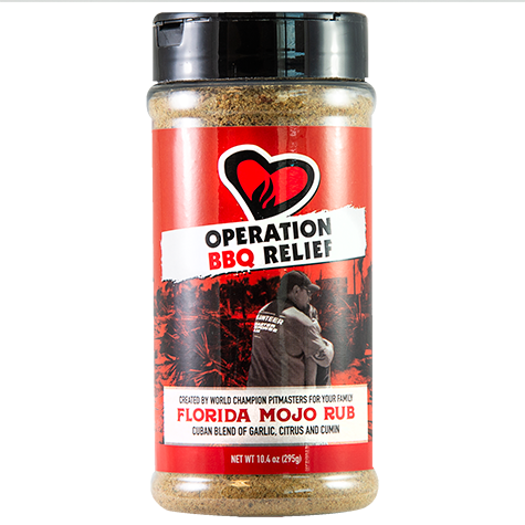 Operation BBQ Relief Florida Mojo Rub