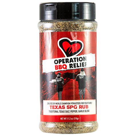 Operation BBQ Relief Texas SPG Rub