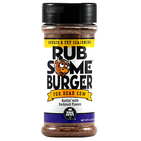 Rub Some Burger BBQ Seasoning