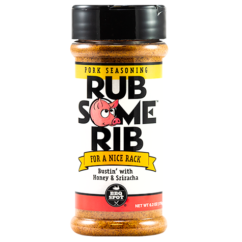 Rub Some Rib Pork Seasoning