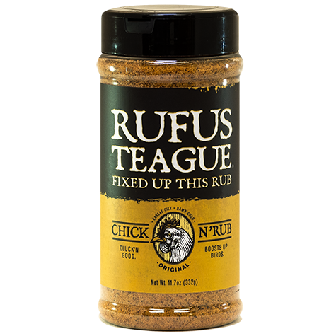 Rufus Teague Chick n' Rub