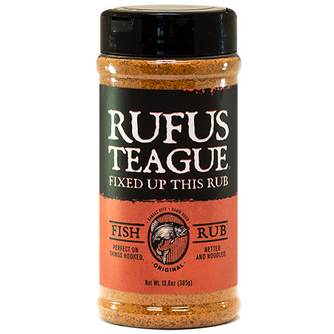 Rufus Teague Fish Rub