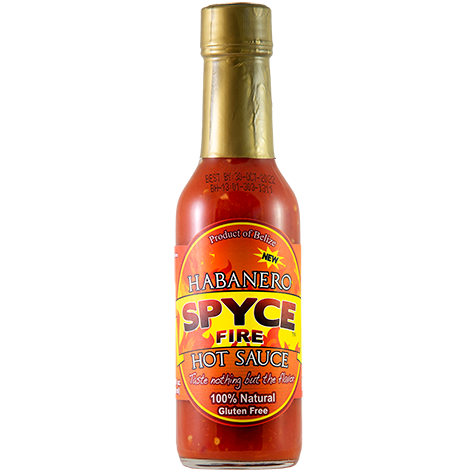 Spyce Red Habanero Hot Sauce | wholesale