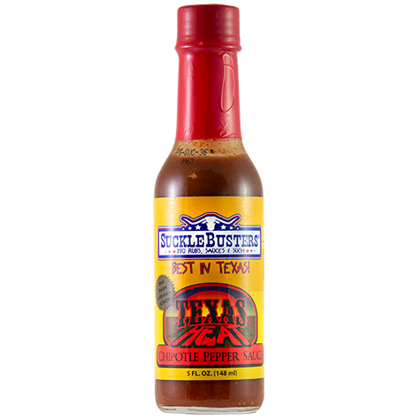 Sucklebusters Texas Heat - Chipotle Pepper Sauce | wholesale