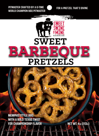 Sweet Swine O' Mine Pretzels