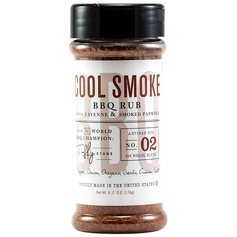 Tuffy Stone Cool Smoke BBQ Rub wholesale