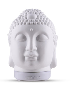 Ceramic Buddha Essential Oil Diffuser 120 ml