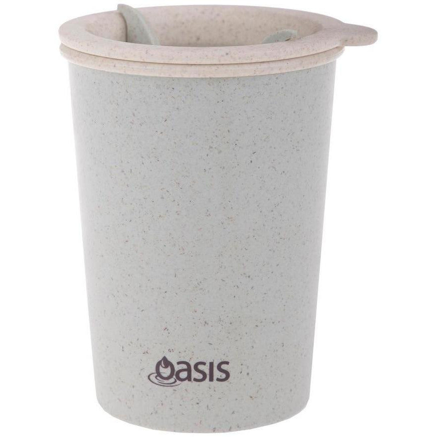 OASIS Double Wall Eco Cup 300ml Reusable - Set of 2 - InnerCity Style & Gifts