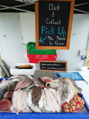 Click & Collect Market  Fish Stall