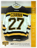 #27 Austin Czarnik 2017-18 Game Worn White Jersey