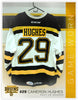 #29 Cameron Hughes 2017-18 Game Worn White Jersey