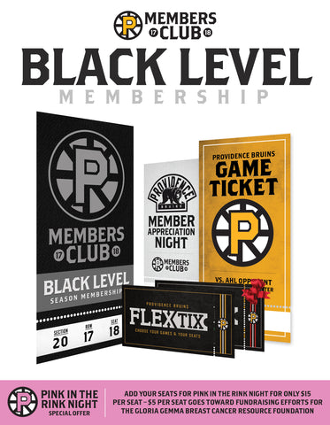 Black Level Season Membership 17-18