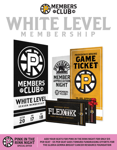 White Level Season Membership 17-18