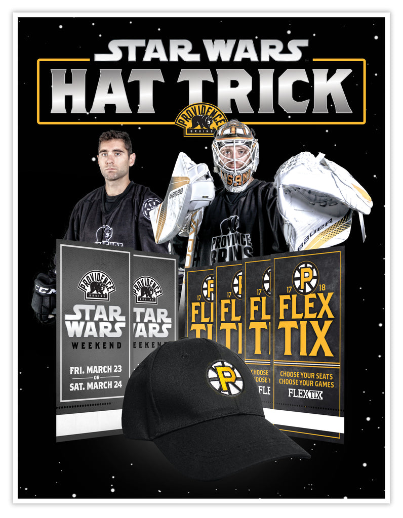 Star Wars Hat Trick 2017-18