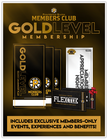 2018-19 Members Club: Gold Level