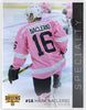 #16 Mark Naclerio 2016-17 Player Worn (Warmup) Pink in the Rink Jersey