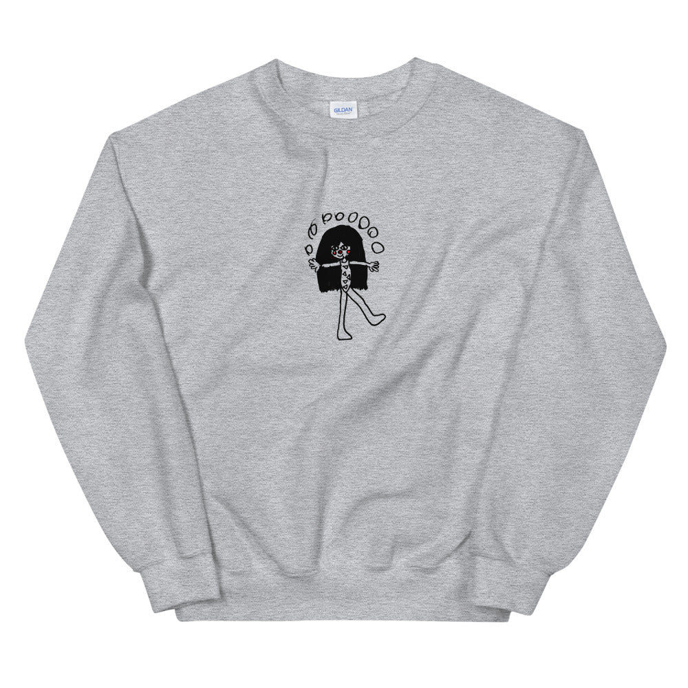circus 4  - printed unisex sweater