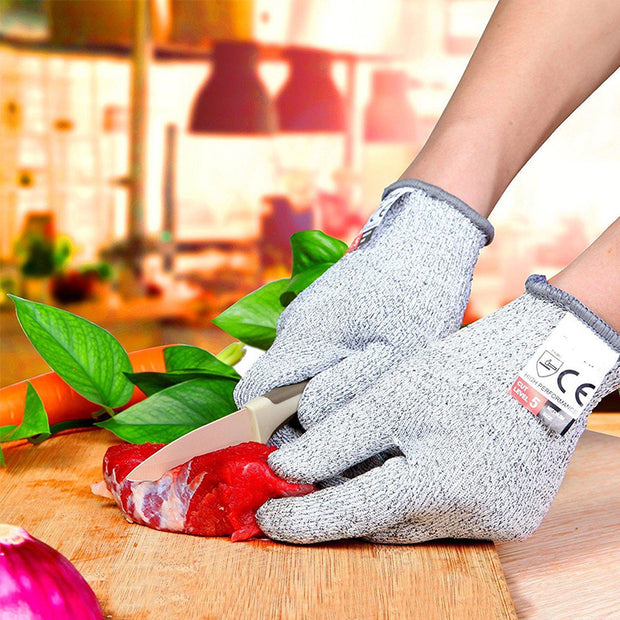 Cut Resistant Gloves For Cooking & Safety Working Gloves