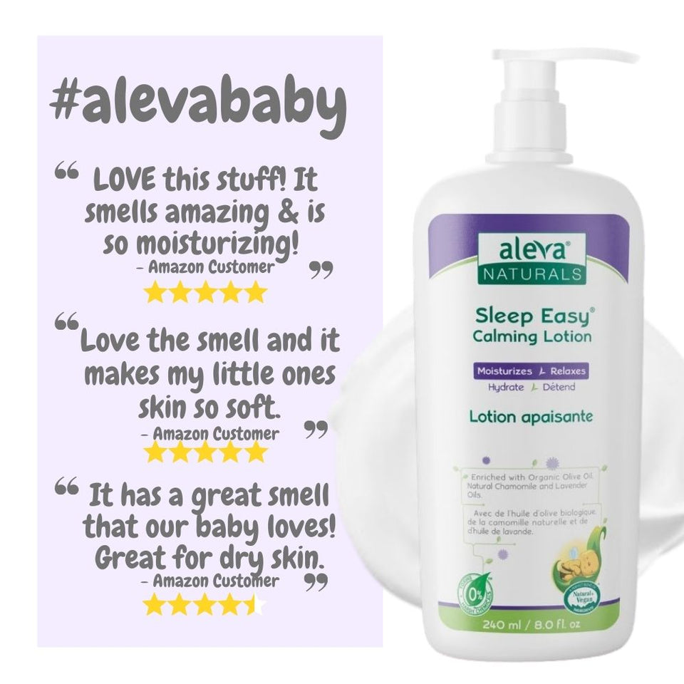 Sleep Easy Calming Lotion
