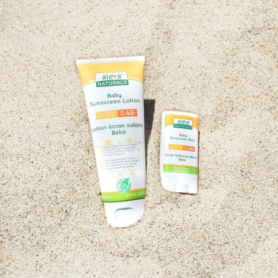 Baby Sunscreen Lotion SPF 45+