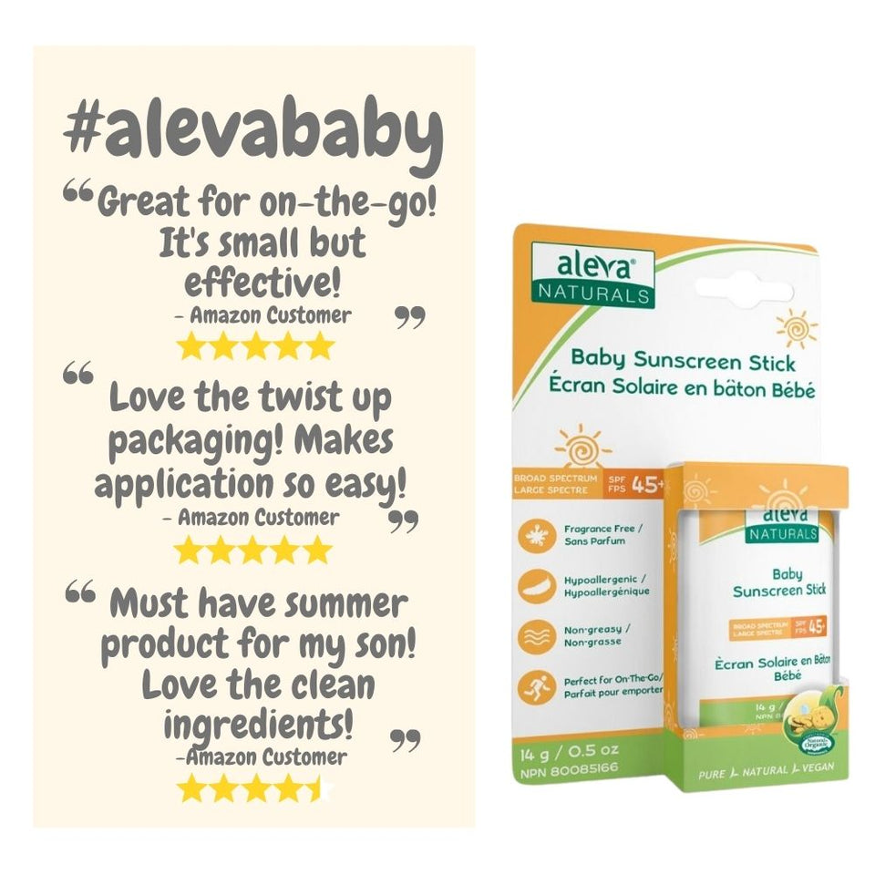 Baby Sunscreen Stick SPF 45+