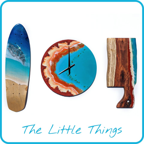 Flowing Wood designs gallery the little things