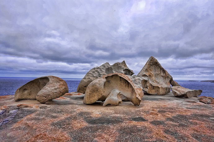 Remarkable Rocks | Admirals Arch | Kangaroo Island South Australia