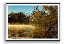 Load image into Gallery viewer, South Australia - Dalhousie Springs At Sunrise