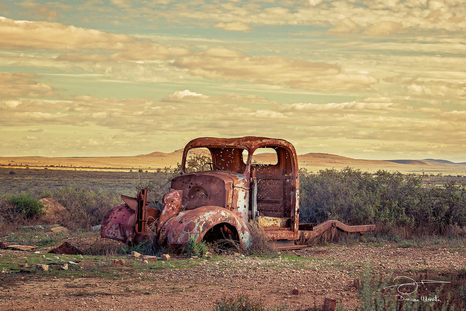 South Australia - Alone In The Outback