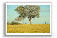 Load image into Gallery viewer, Africa (Botswana) - Fading In To The Horizon