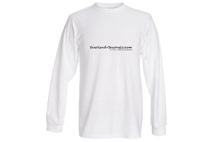 Outback - T Shirt Long Sleeve (Unisex) OVERLAND JOURNALS.com