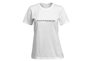 Outback - T Shirt Short Sleeve (Women) OVERLAND JOURNALS.com
