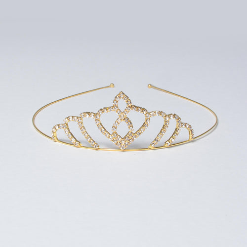 Crown me Golden - Little Miss Lace