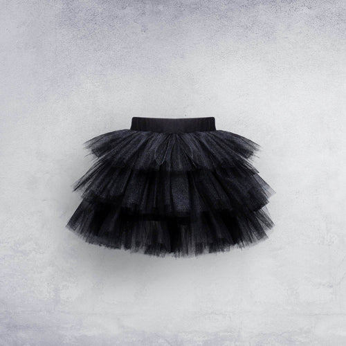 Black Swan Tutu - Little Miss Lace