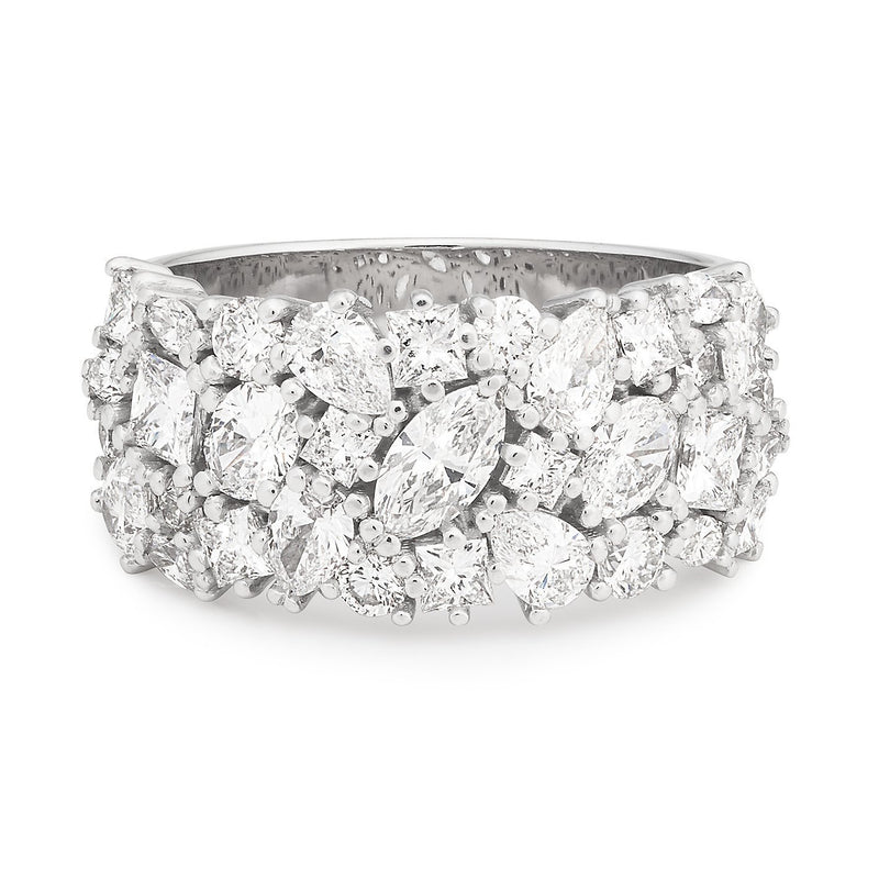 2.24ct Diamond Dress Ring in 18ct White Gold