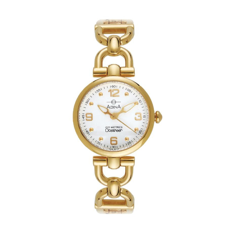 Adina Oceaneer Sports Dress Watch Ct105 G1Xb