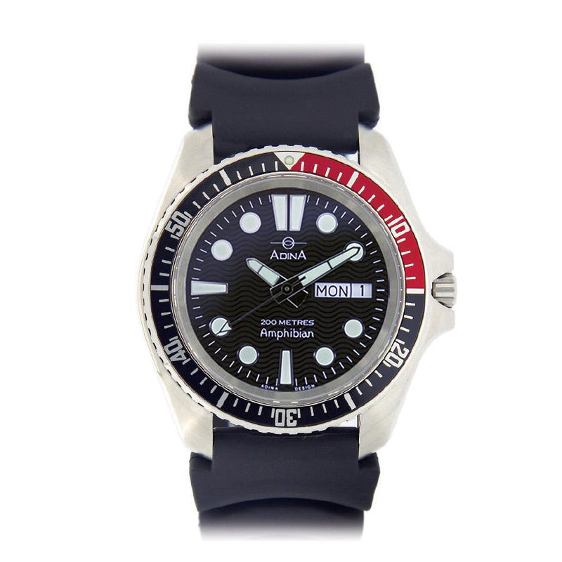 Adina Amphibian Dive Watch Ct107 S2Das