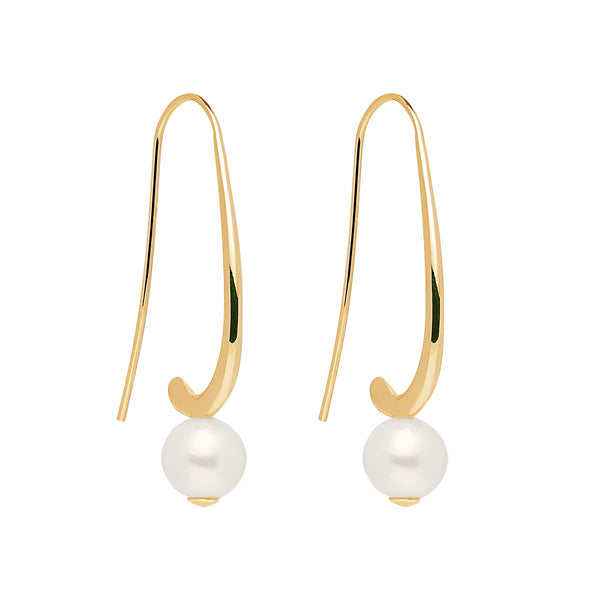 Najo Provenance Gold Earring