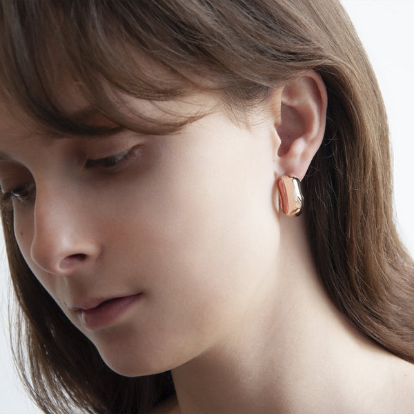 Najo Barber Rose Earring