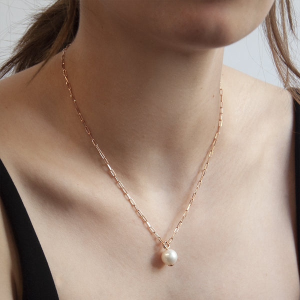 Najo Ms Perla Rose Necklace